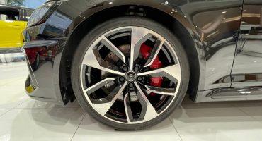 Audi純正タイヤについて